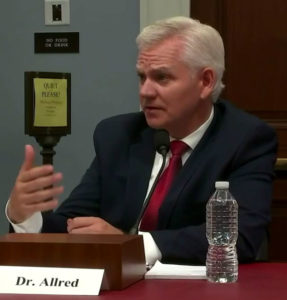 Civility Hearing with Dr. Keith Allred